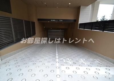 【駐車場】ザ神宮前レジデンス