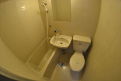 【浴室】エクセル内本町ハイツ