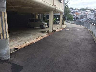 【駐車場】シティハウス