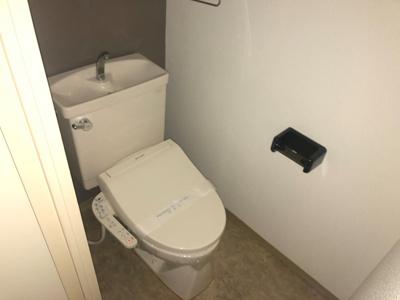 【浴室】第2角谷ハイム