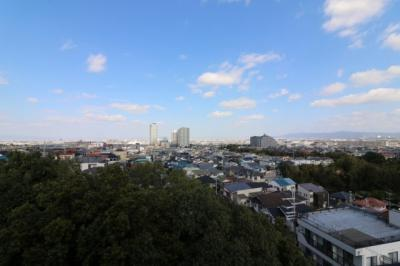 【展望】コスモヒルズ北野田