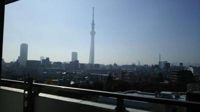 【展望】アイル東京向島弐番館