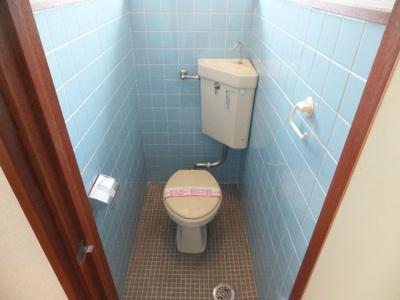 【トイレ】東陽コーポ
