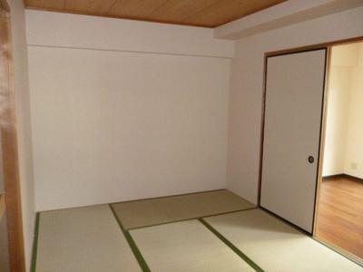 6畳の和室です(^O^)