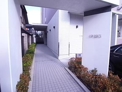 【エントランス】エスペランサ