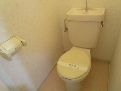 【トイレ】アリストプラザ中野