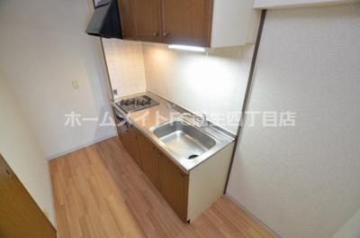 【キッチン】リッツプラザ城東