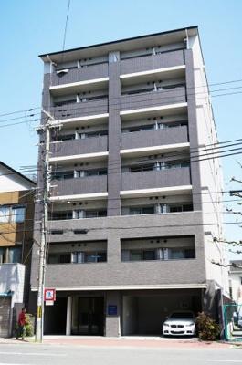 【外観】スワンズ京都七条リベルタ