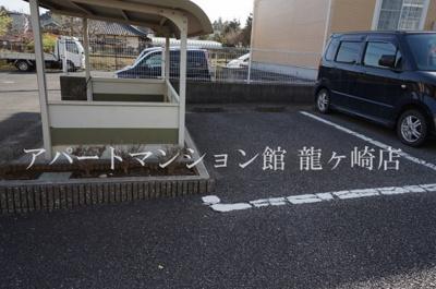 【駐車場】エンゼルハイツ城ノ内A