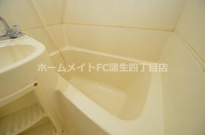 【浴室】ヴィラナリー今福