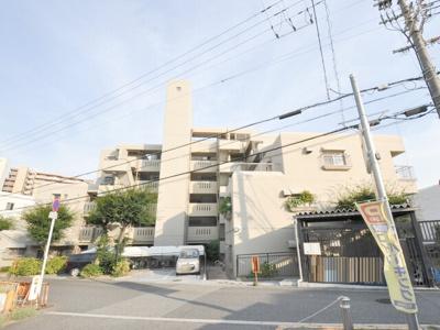【外観】朝日プラザ帝塚山東