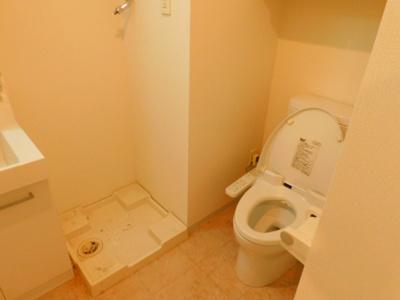 【トイレ】ウエストフナバシ