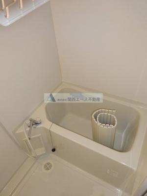 【浴室】メゾングリスィーヌ