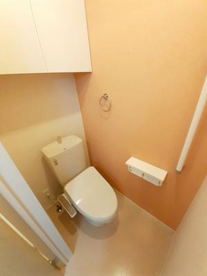【トイレ】ウイングコートⅢ