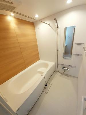 【浴室】ウイングコートⅢ