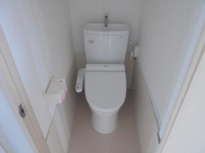 【トイレ】将軍マンション