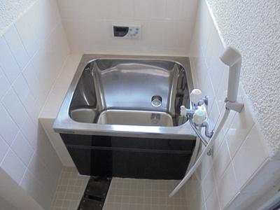 【浴室】将軍マンション