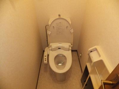 【トイレ】ナユタのさとファミール