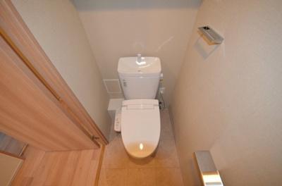 【トイレ】ザ・大阪レジデンス梅田扇町公園