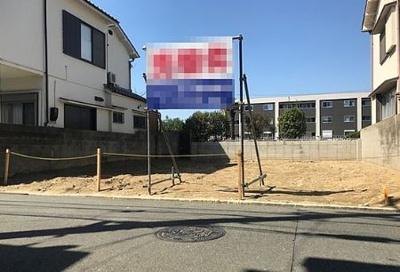 【外観】八尾市上之島南5丁目新築一戸建