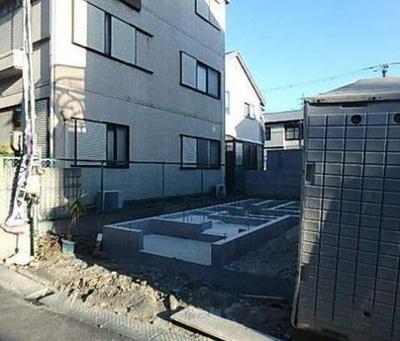 【外観】八尾市天王寺屋4丁目新築一戸建