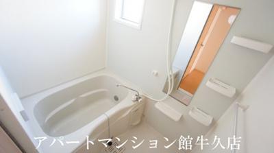 【浴室】リアン レーブⅠ