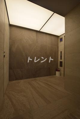【ロビー】パークルール神田司町ロンド