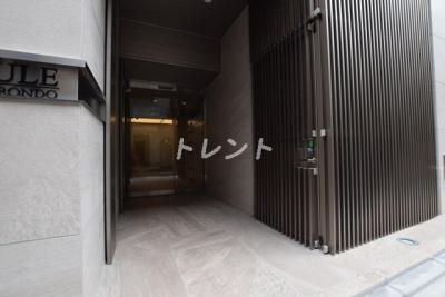 【エントランス】パークルール神田司町ロンド