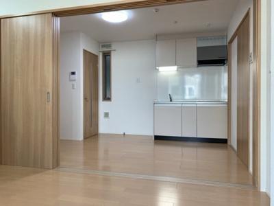 【寝室】苗村アパートメント