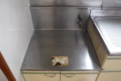 【キッチン】高橋貸家