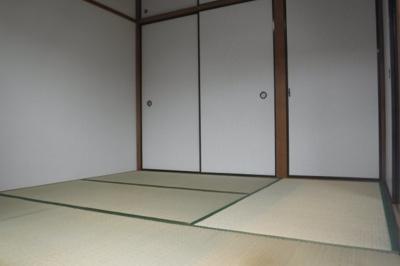 【寝室】高橋貸家