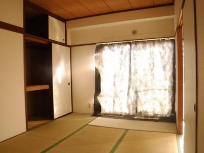 【寝室】ハイム88