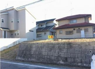 【外観】高崎市吉井町南陽台 売地