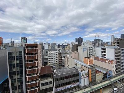 【展望】シティハウス松屋町