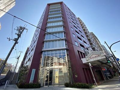 【外観】シティハウス松屋町