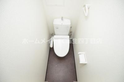 【トイレ】エクセレント大阪城公園