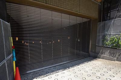 【駐車場】ライオンズマンション大阪スカイタワー