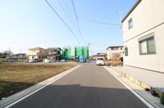東側6.0m公道