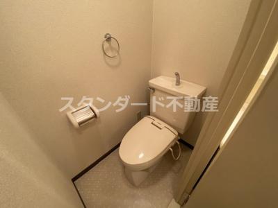 【トイレ】アイディール中之島