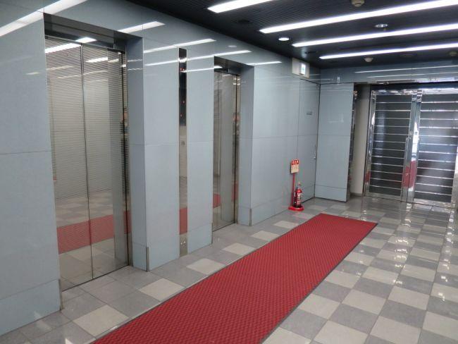 【ロビー】桜橋八千代ビル