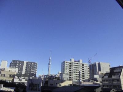 【展望】モアシティ浅草