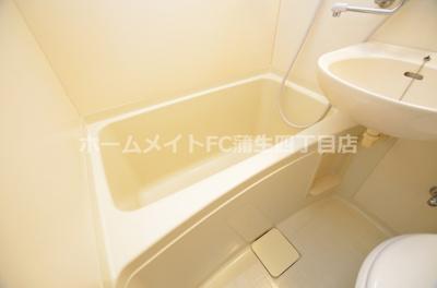 【浴室】ツインウェーブ