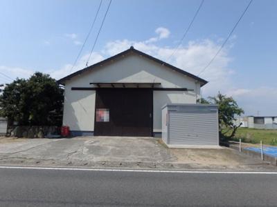 【外観】連島町西之浦渡辺倉庫