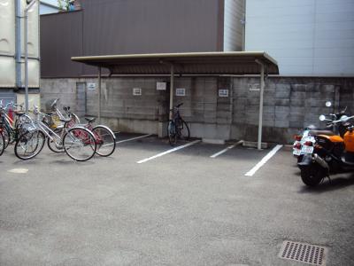 【駐車場】Avenue高辻(アベニュー高辻)
