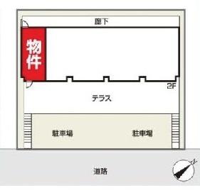 【区画図】西永福ニューハウジング