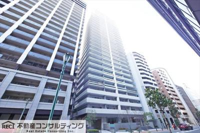 【外観】ジ・アーバネックスタワー神戸元町通