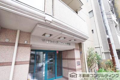 【地図】ワコーレアベニュー兵庫