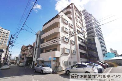 【エントランス】神戸シティハイツ
