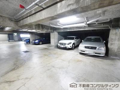 【駐車場】ハイム本山ギャラリーコート