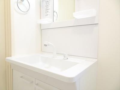 【独立洗面台】メゾン ド シャ ブラン